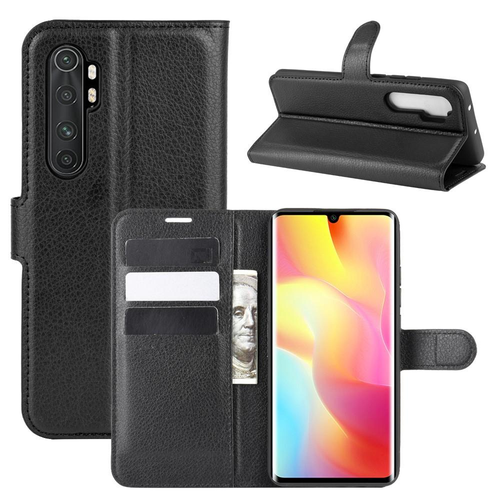Mobilfodral Xiaomi Mi Note 10 Lite svart