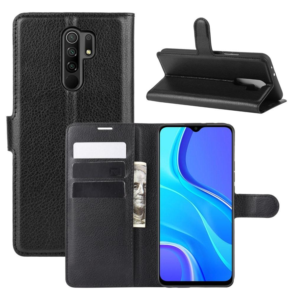 Mobilfodral Xiaomi Redmi 9 svart