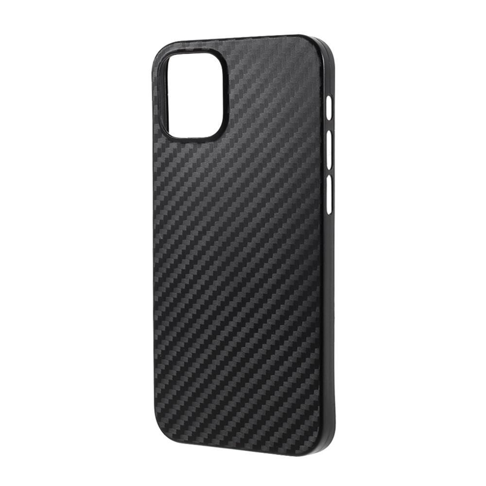 Mobilskal UltraThin Apple iPhone 12/12 Pro kolfiber