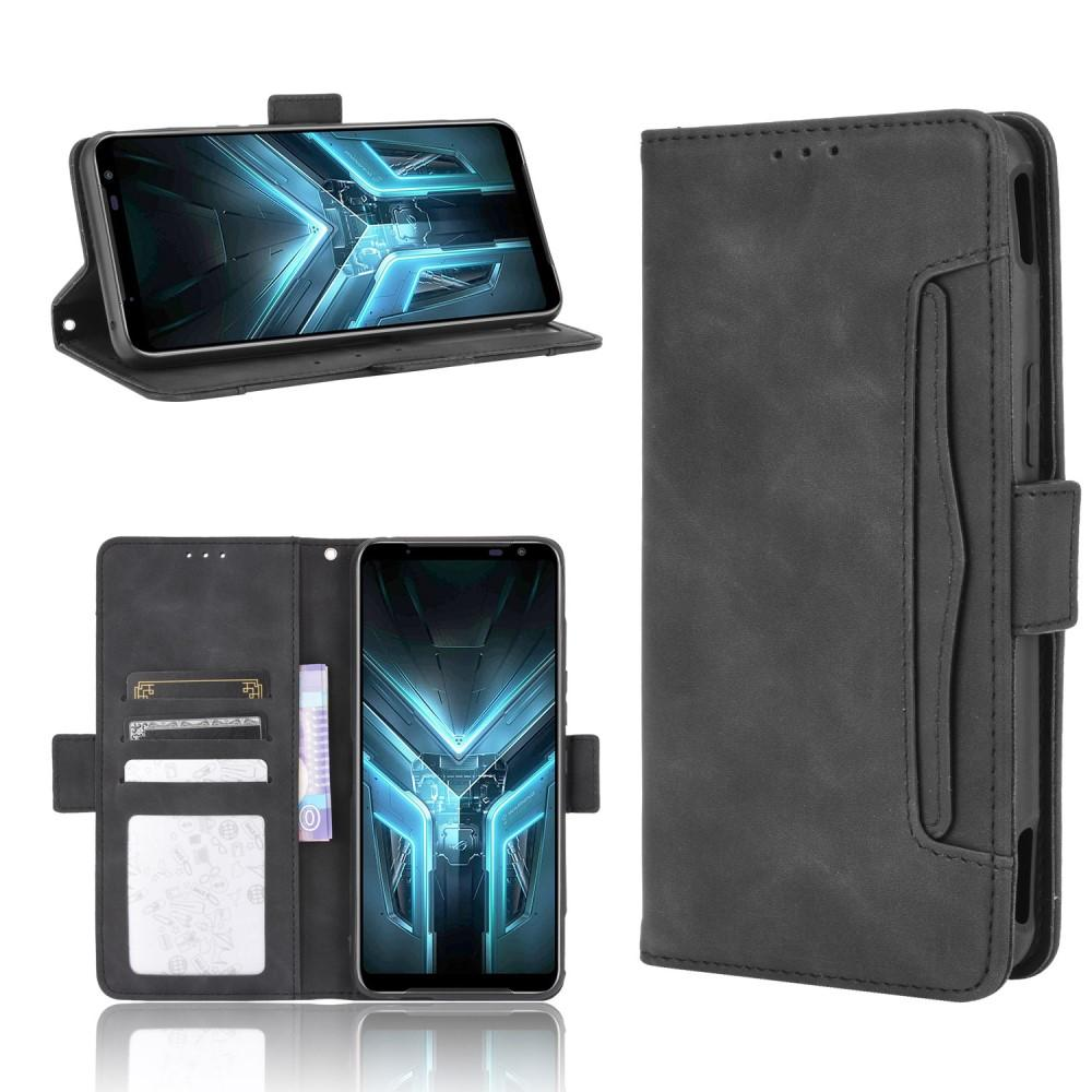 Multi Plånboksfodral Asus ROG Phone 3 svart