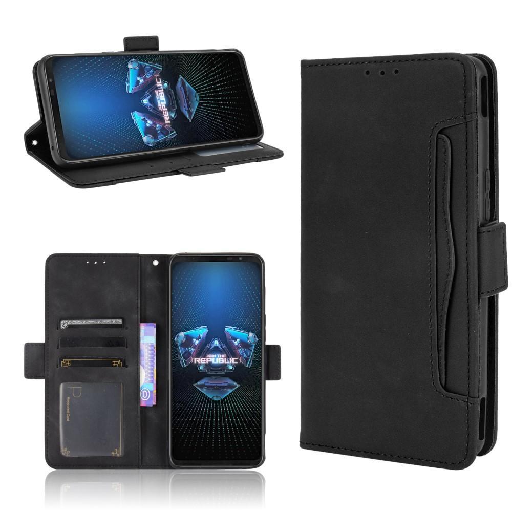 Multi Plånboksfodral Asus ROG Phone 5 svart