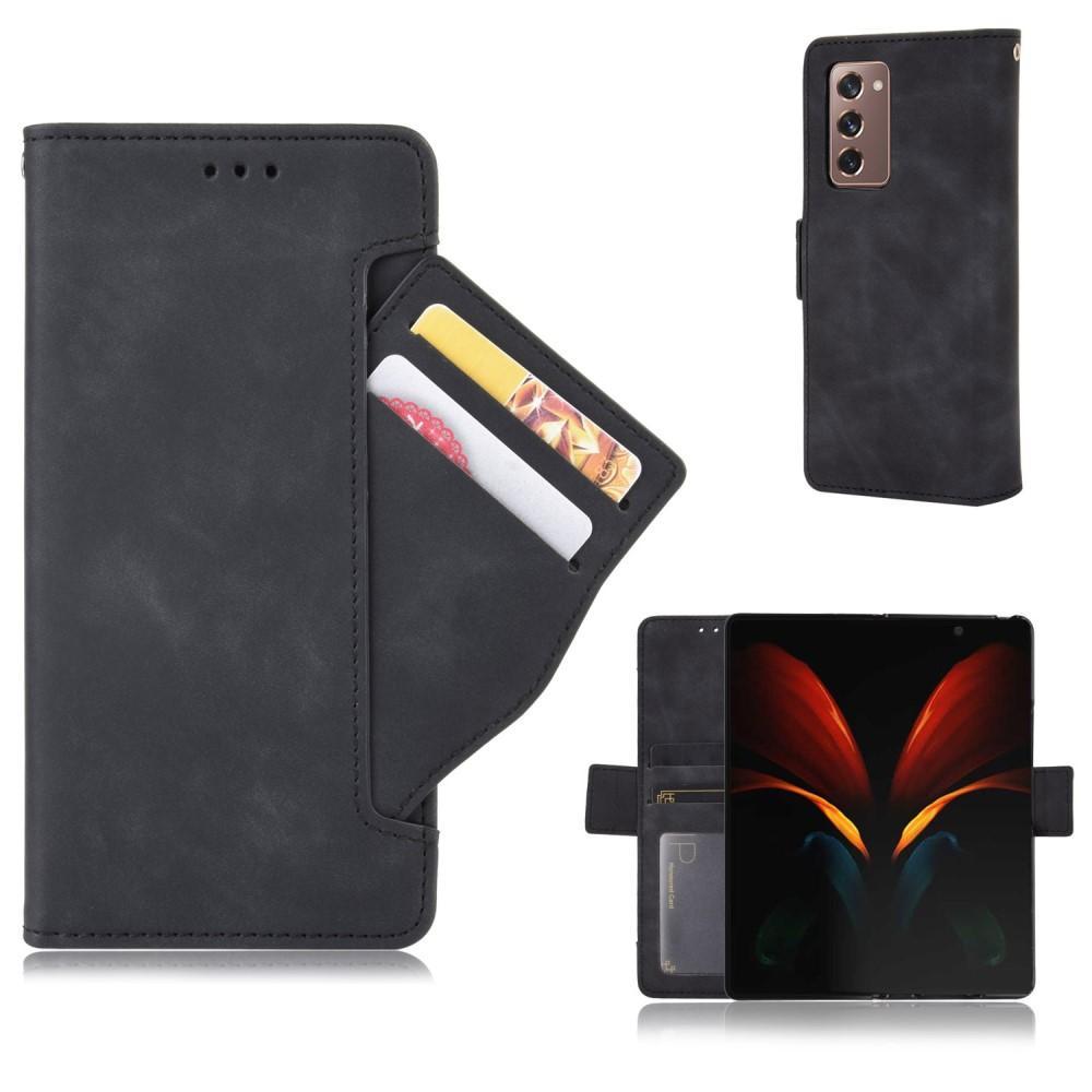 Multi Plånboksfodral Galaxy Z Fold 2 5G svart