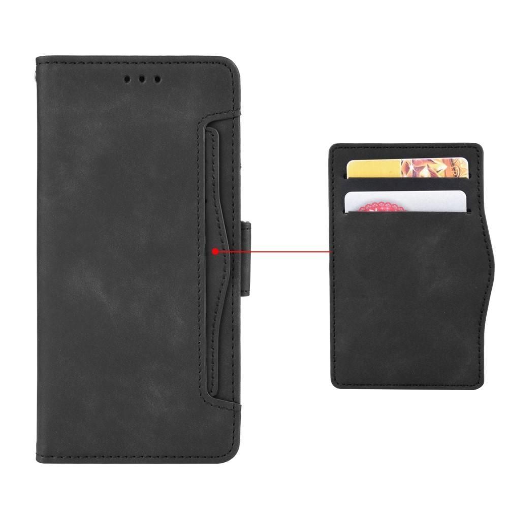 Multi Plånboksfodral Google Pixel 5 svart