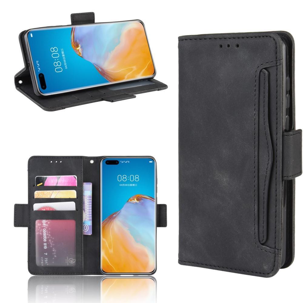 Multi Plånboksfodral Huawei P40 Pro svart