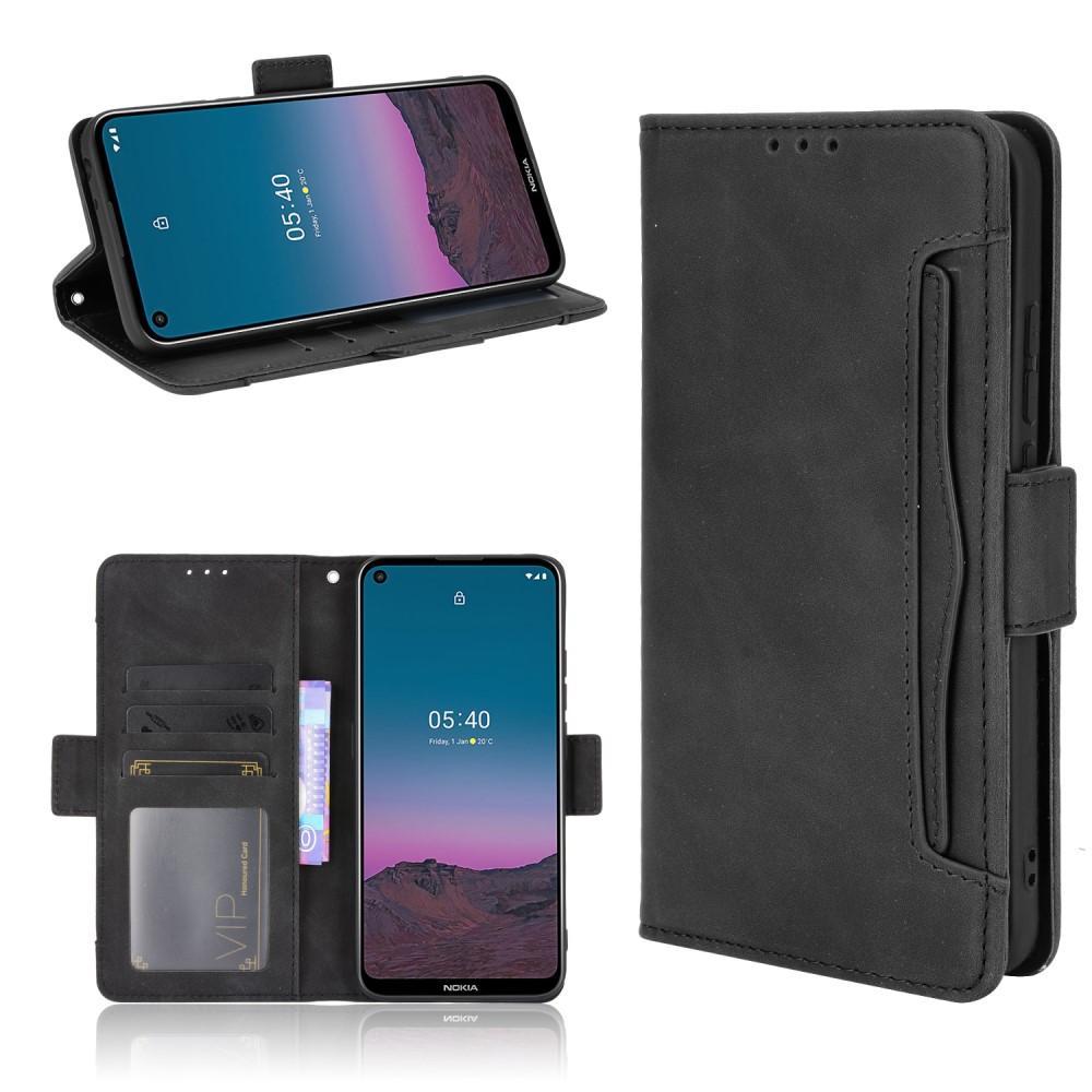Multi Plånboksfodral Nokia 5.4 svart