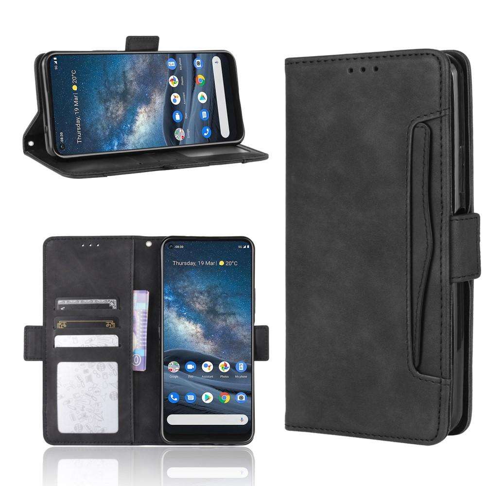 Multi Plånboksfodral Nokia 8.3 5G svart