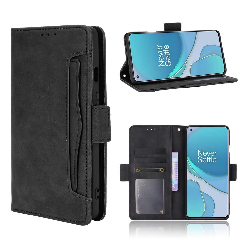 Multi Plånboksfodral OnePlus 8T svart