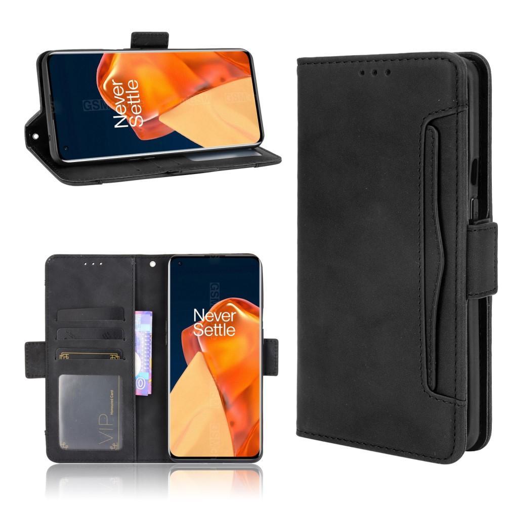 Multi Plånboksfodral OnePlus 9 Pro svart