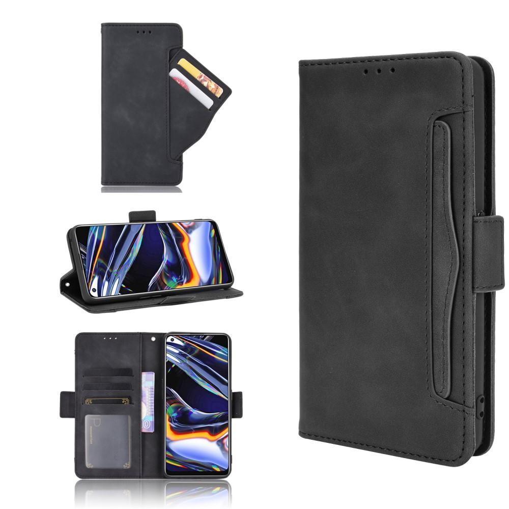 Multi Plånboksfodral Realme 7 Pro svart