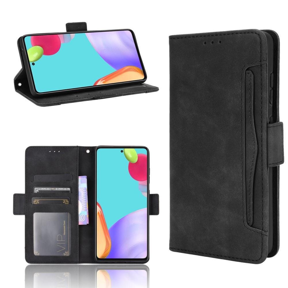 Multi Plånboksfodral Samsung Galaxy A72 5G svart