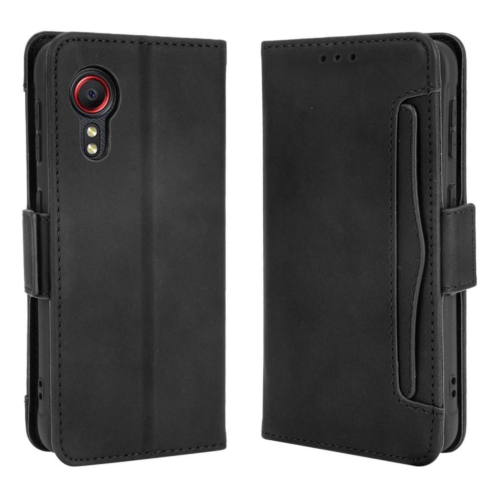 Multi Plånboksfodral Samsung Galaxy Xcover 5 svart
