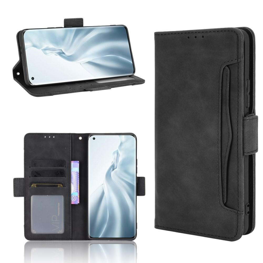 Multi Plånboksfodral Xiaomi Mi 11 svart