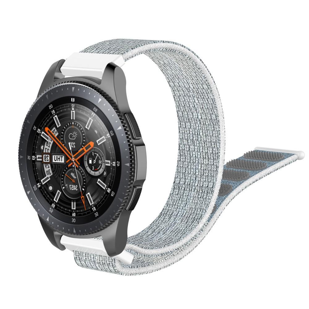 Nylonarmband Samsung Galaxy Watch 46mm/45mm grå