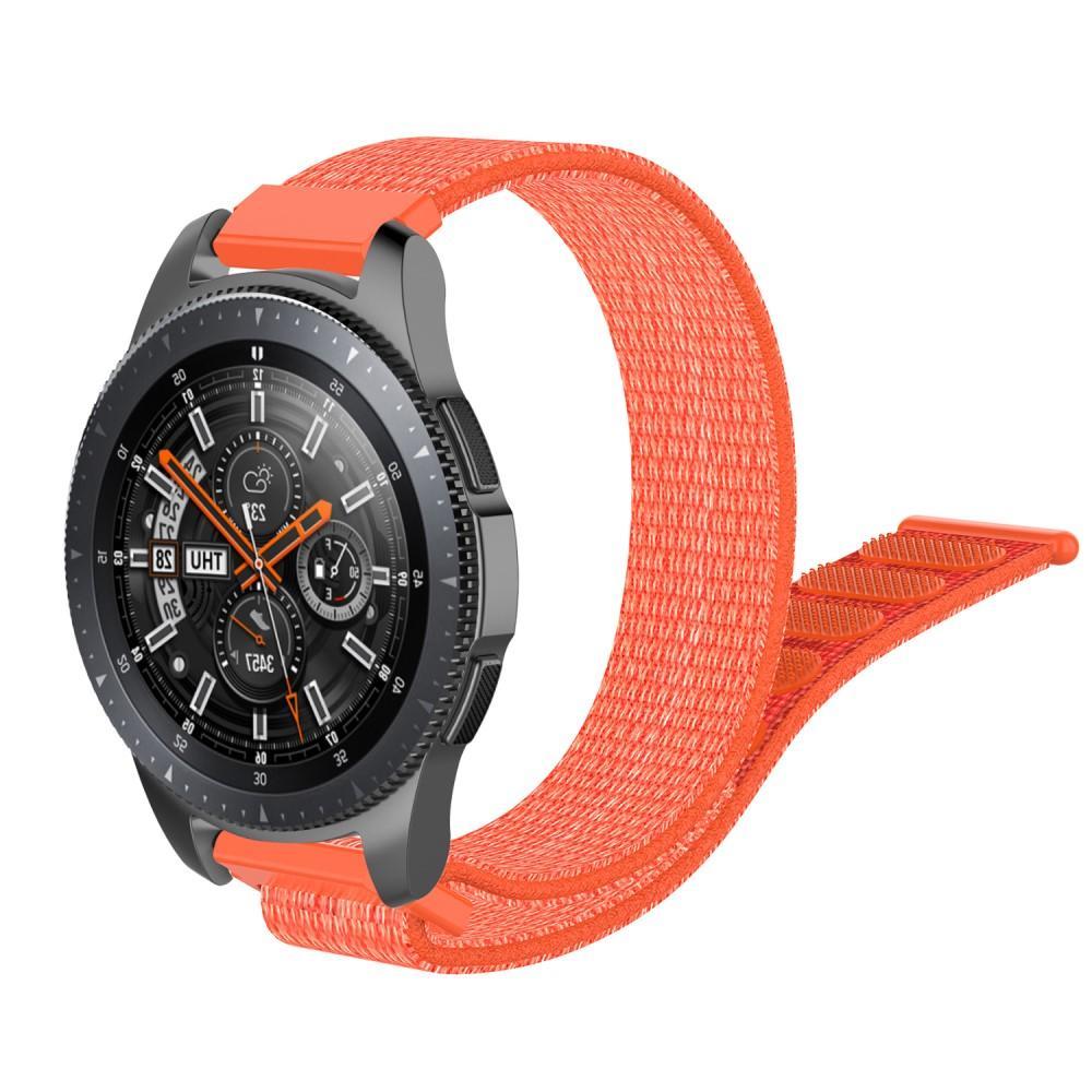 Nylonarmband Samsung Galaxy Watch 46mm/45mm orange