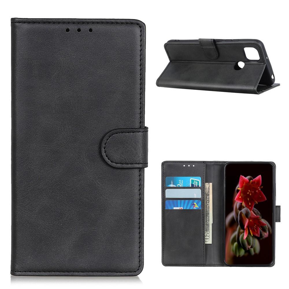 Plånboksfodral Motorola Moto G9 Power svart