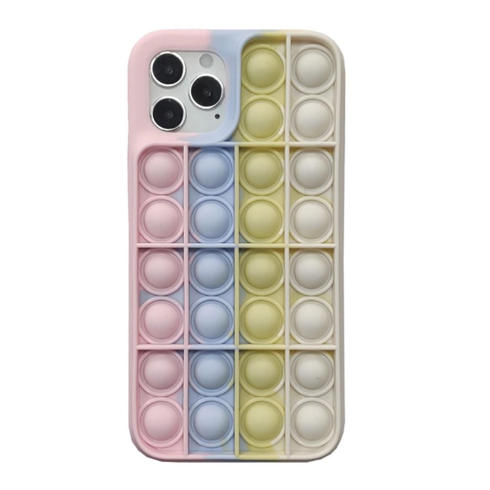 Pop It Skal iPhone 12/12 Pro pastell