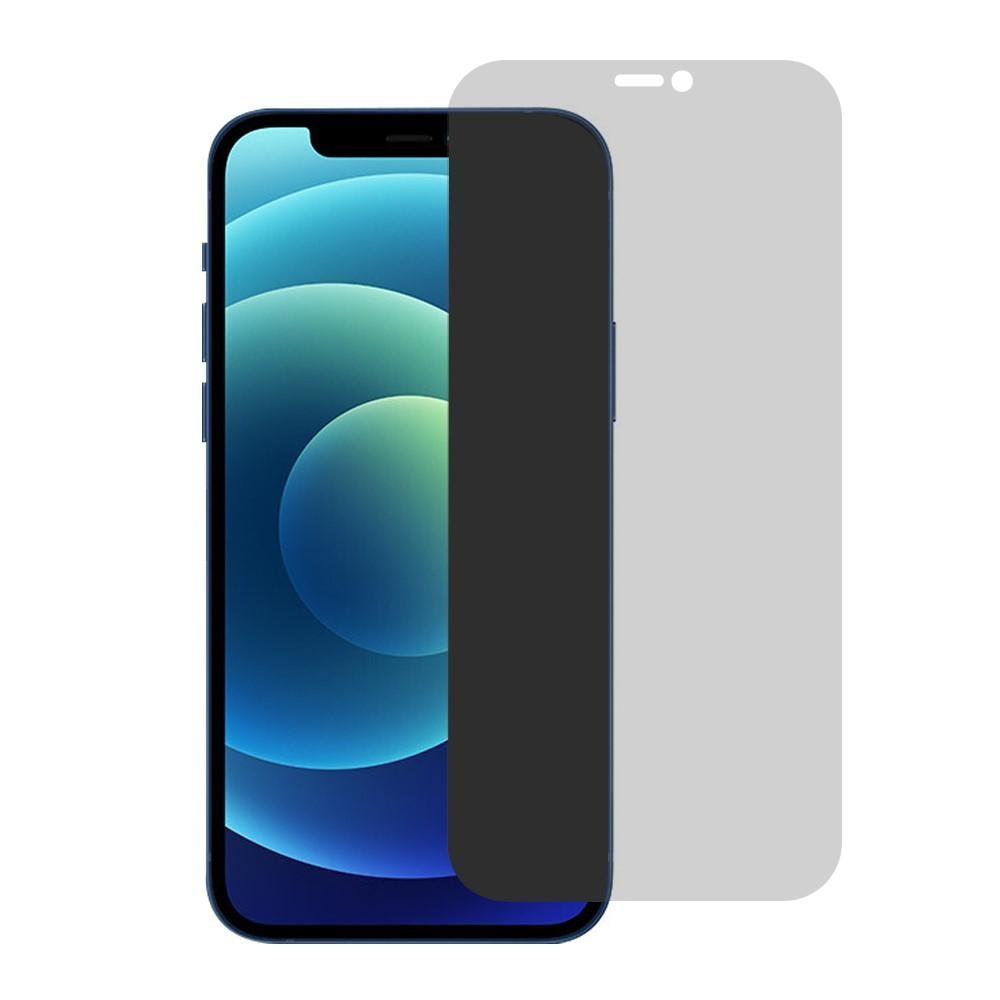 Privacy Härdat Glas Skärmskydd iPhone 12 Pro Max