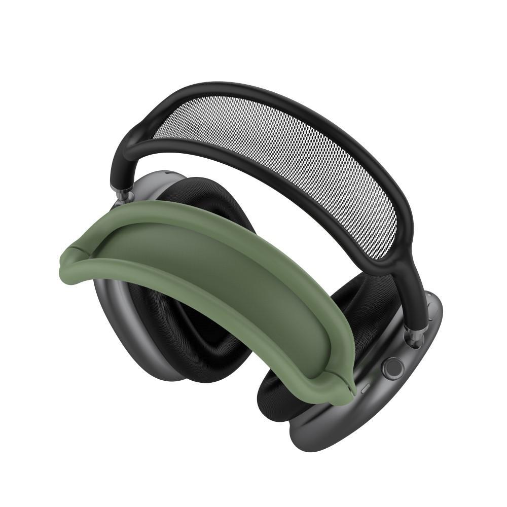 Silicone Headband Cover AirPods Max Green
