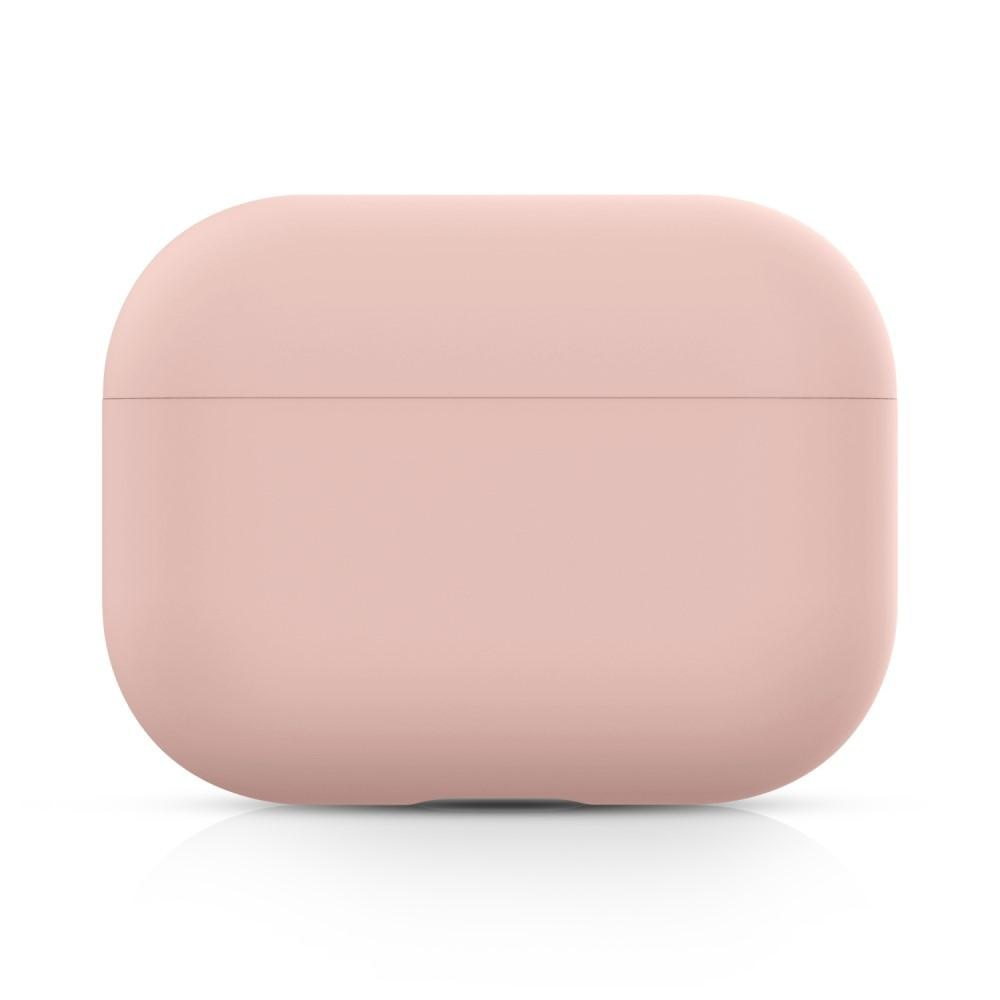 Silikonskal Apple AirPods Pro ljusrosa