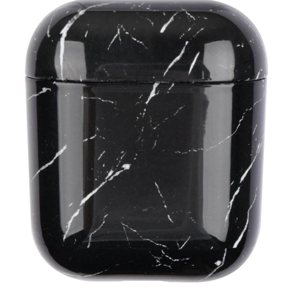 Skal Apple AirPods svart marmor