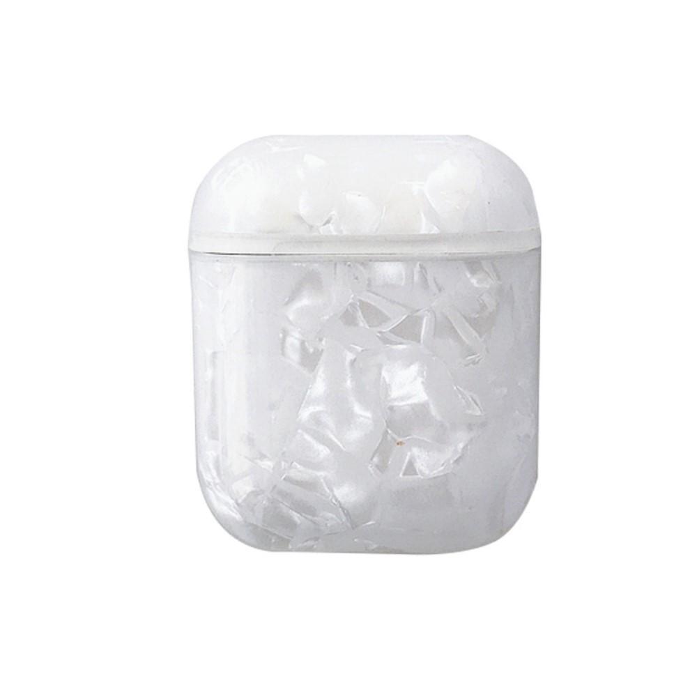 Skal Apple AirPods vit pärlemo