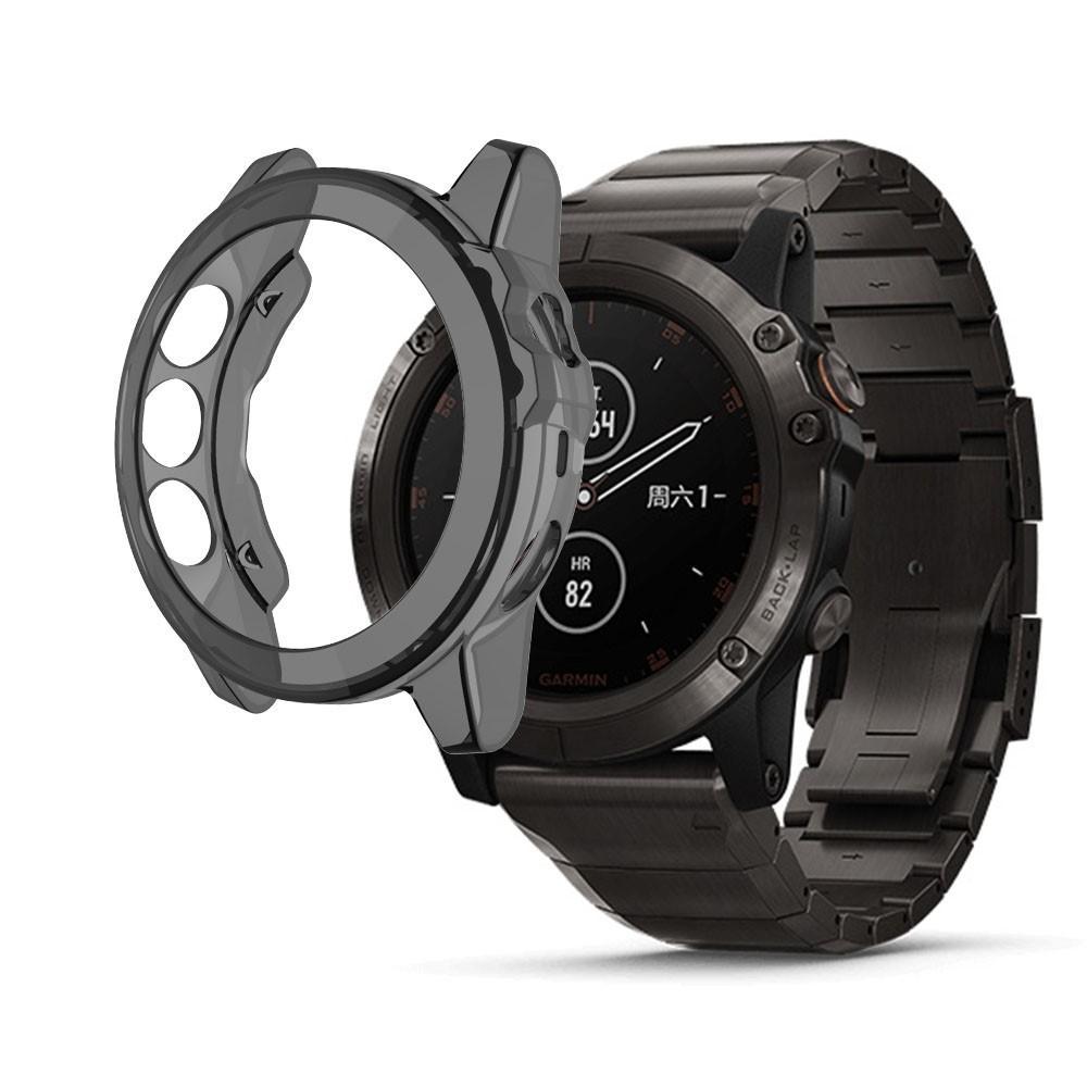 Skal Garmin Fenix 5X/5X Plus svart