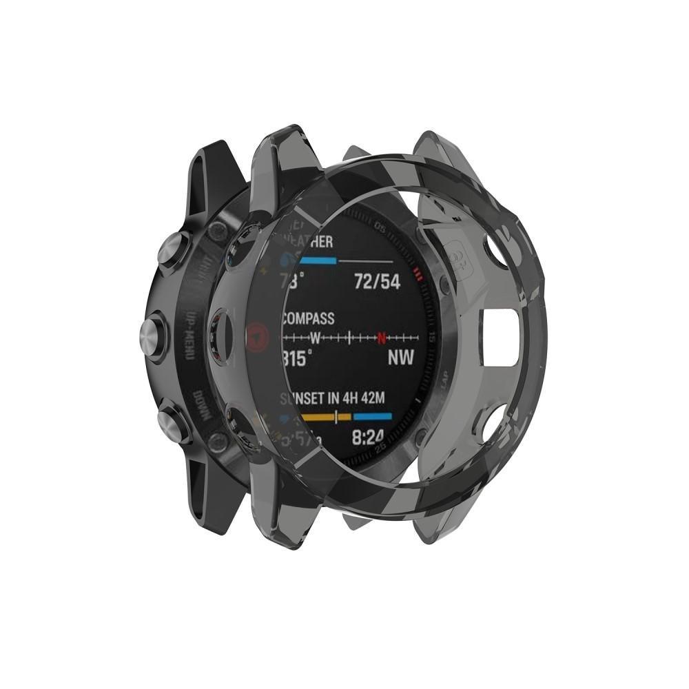 Skal Garmin Fenix 6X/6X Pro svart