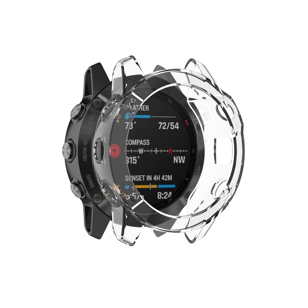 Skal Garmin Fenix 6X/6X Pro transparent