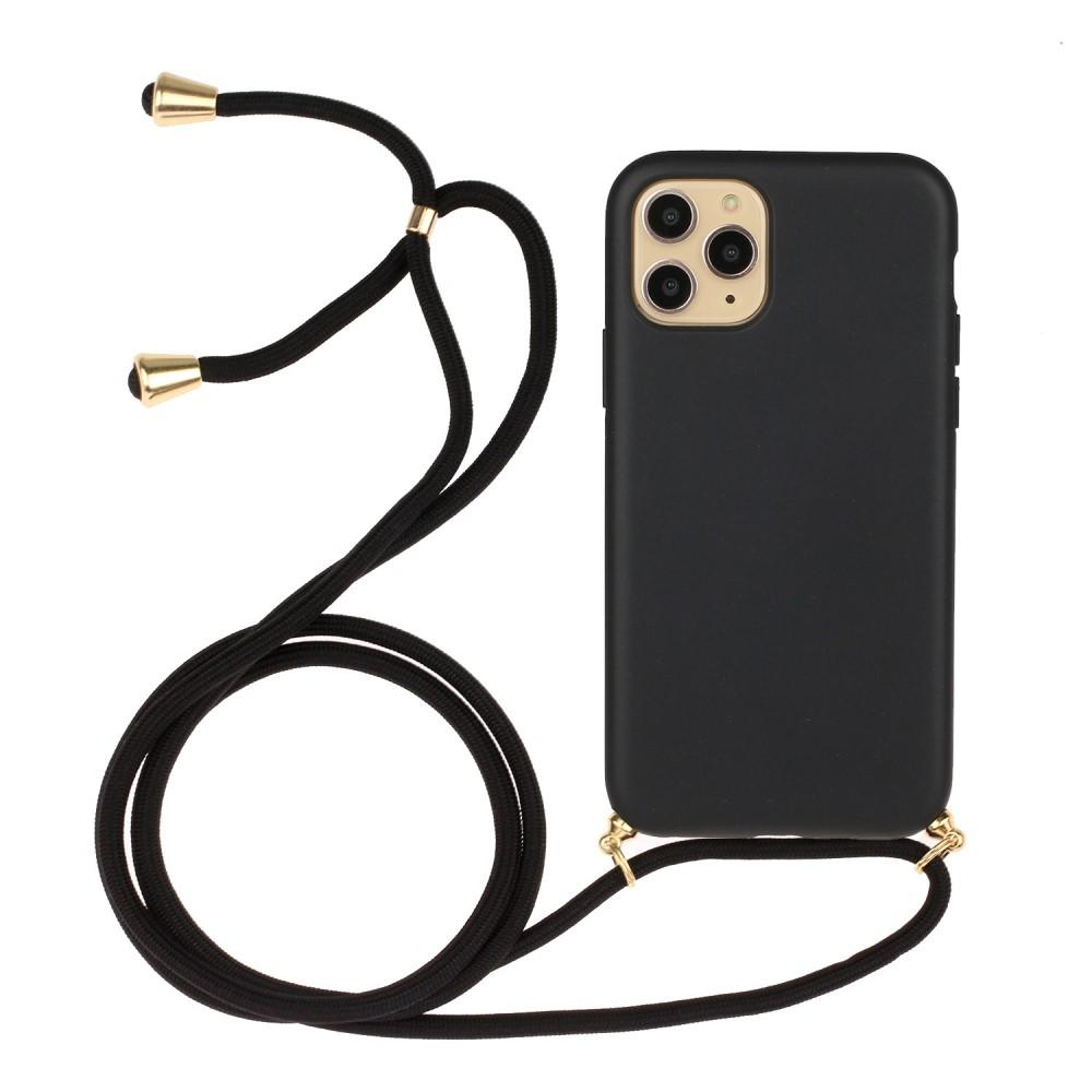 Skal Halsband iPhone 12/12 Pro Svart