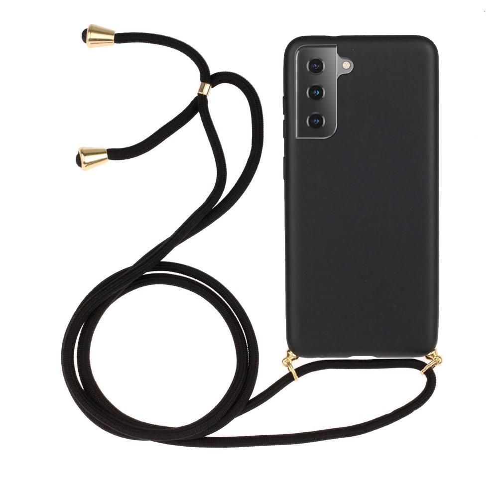 Skal Halsband Samsung Galaxy S21 Plus Svart