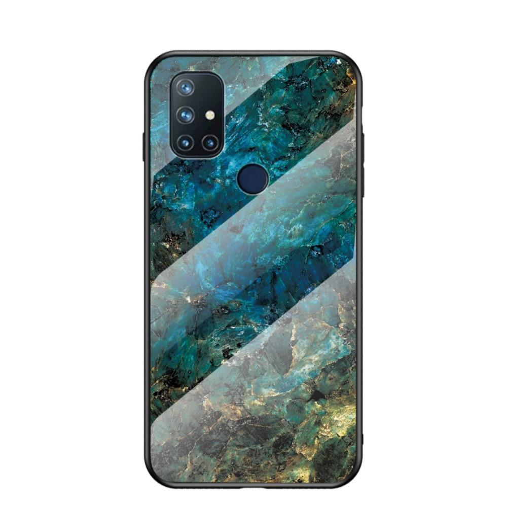 Skal Härdat Glas OnePlus Nord N10 5G emerald