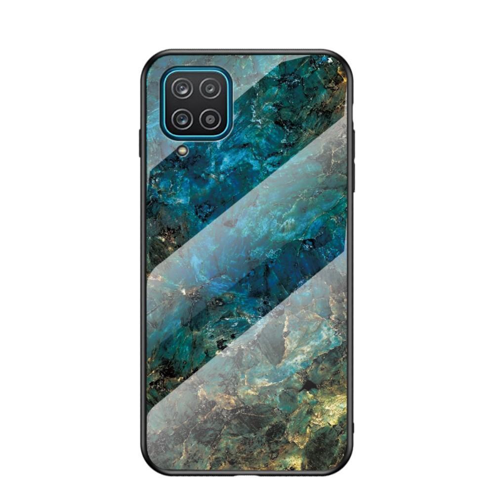 Skal Härdat Glas Samsung Galaxy A12 emerald