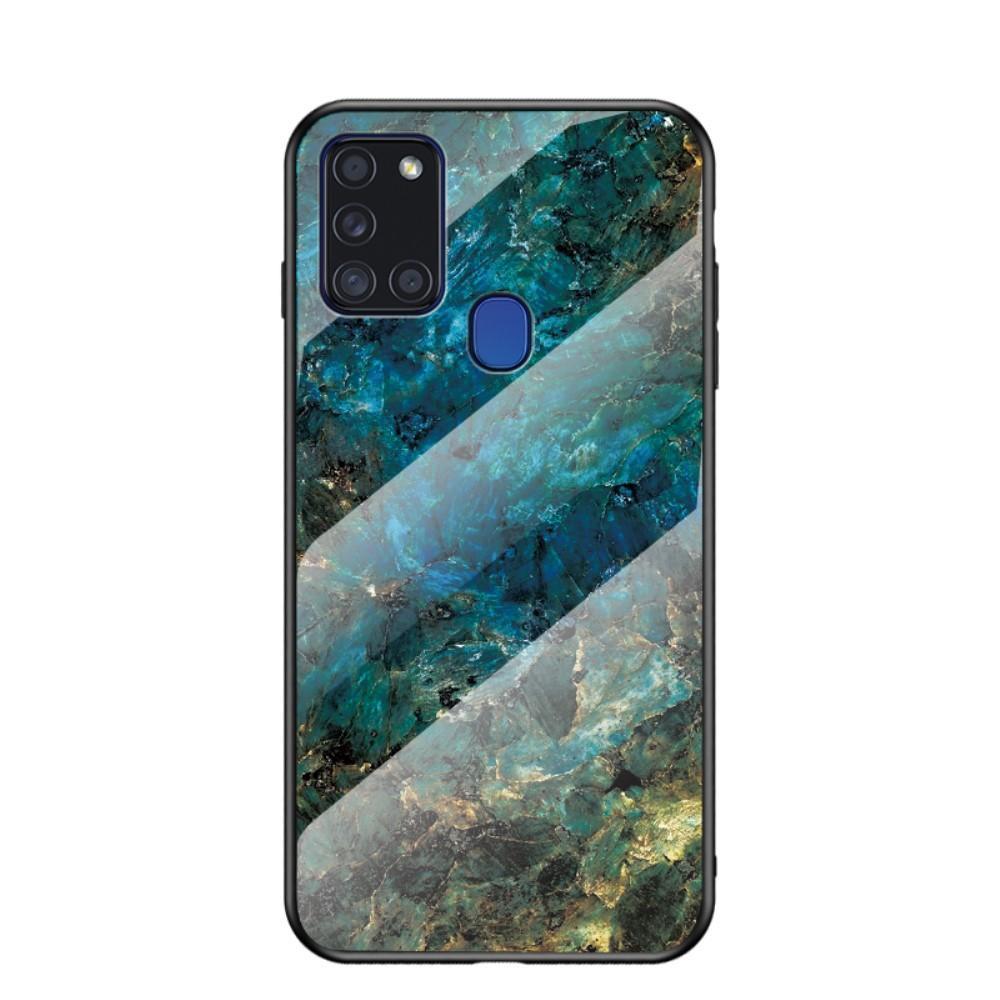 Skal Härdat Glas Samsung Galaxy A21s emerald