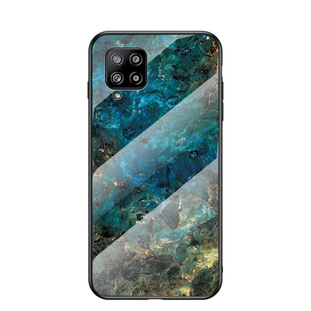 Skal Härdat Glas Samsung Galaxy A42 5G emerald