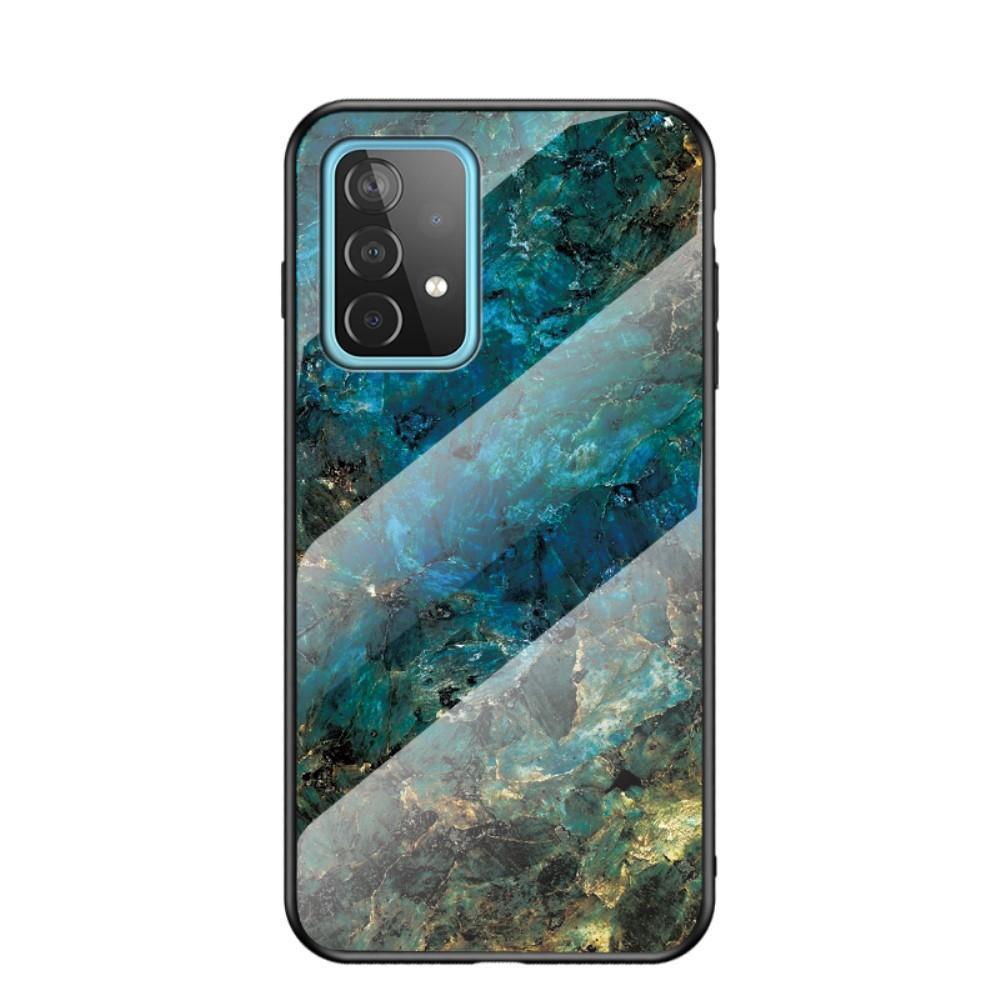 Skal Härdat Glas Samsung Galaxy A52 5G emerald