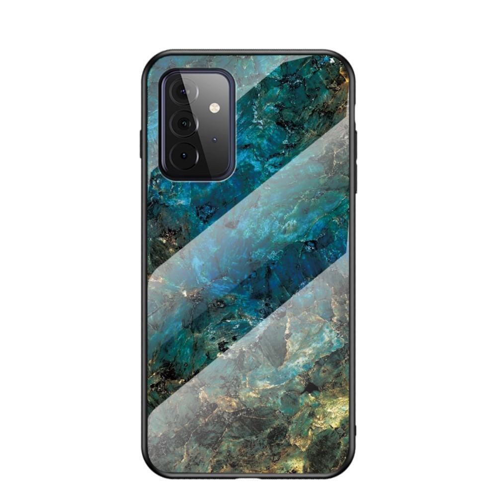 Skal Härdat Glas Samsung Galaxy A72 5G emerald