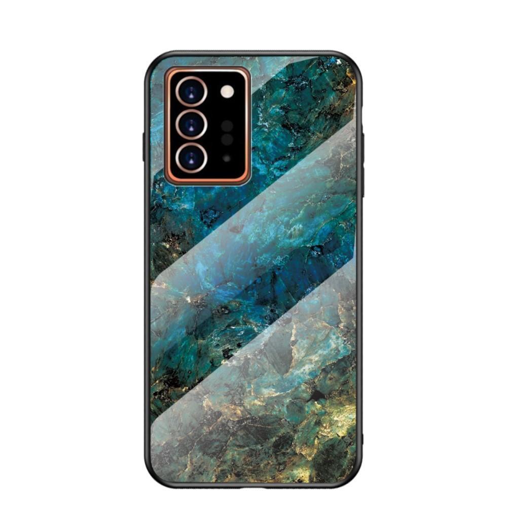Skal Härdat Glas Samsung Galaxy Note 20 Ultra emerald