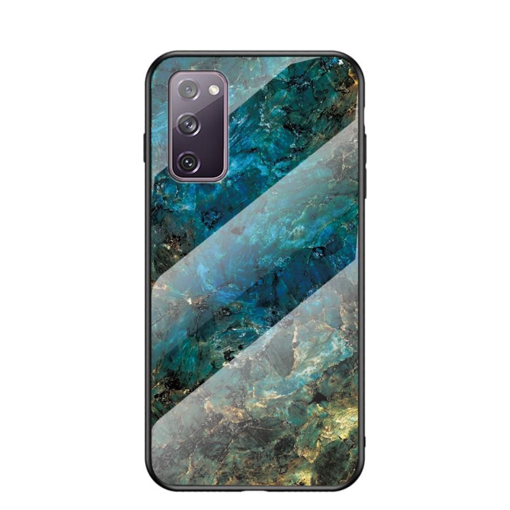 Skal Härdat Glas Samsung Galaxy S20 FE emerald