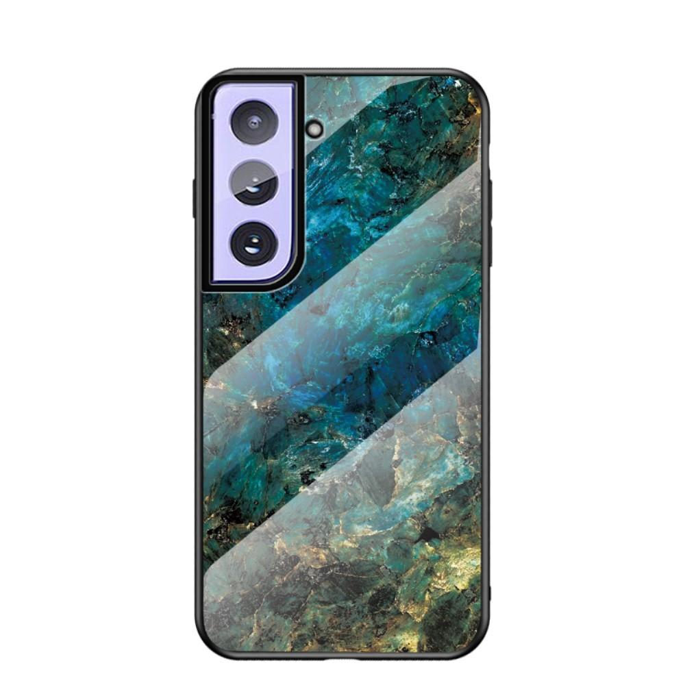 Skal Härdat Glas Samsung Galaxy S21 emerald
