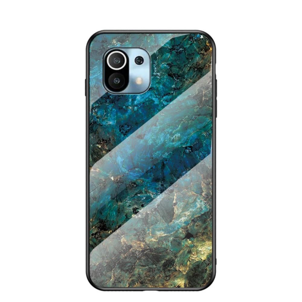 Skal Härdat Glas Xiaomi Mi 11 emerald