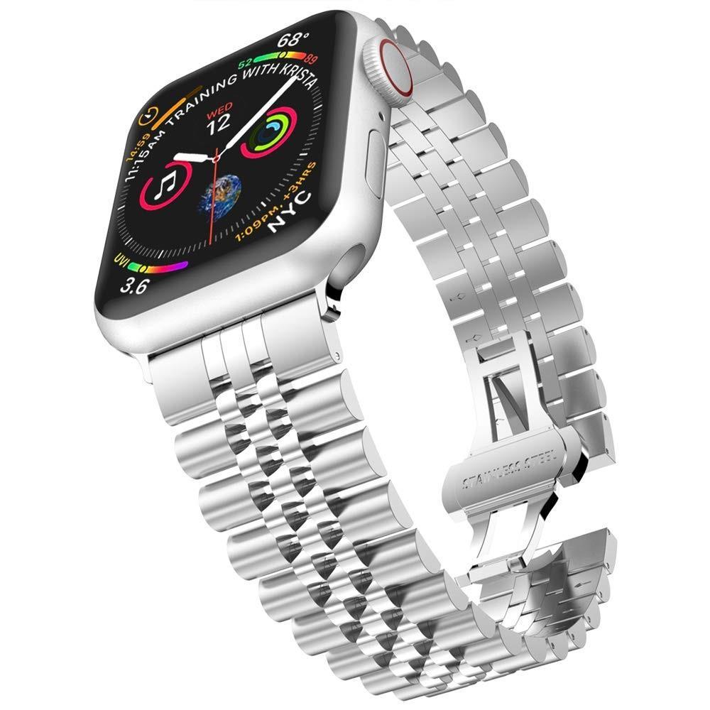 Stainless Steel Bracelet Apple Watch 42/44 mm Silver