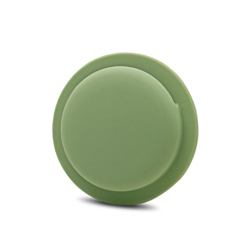Stick on Apple AirTag skal grön