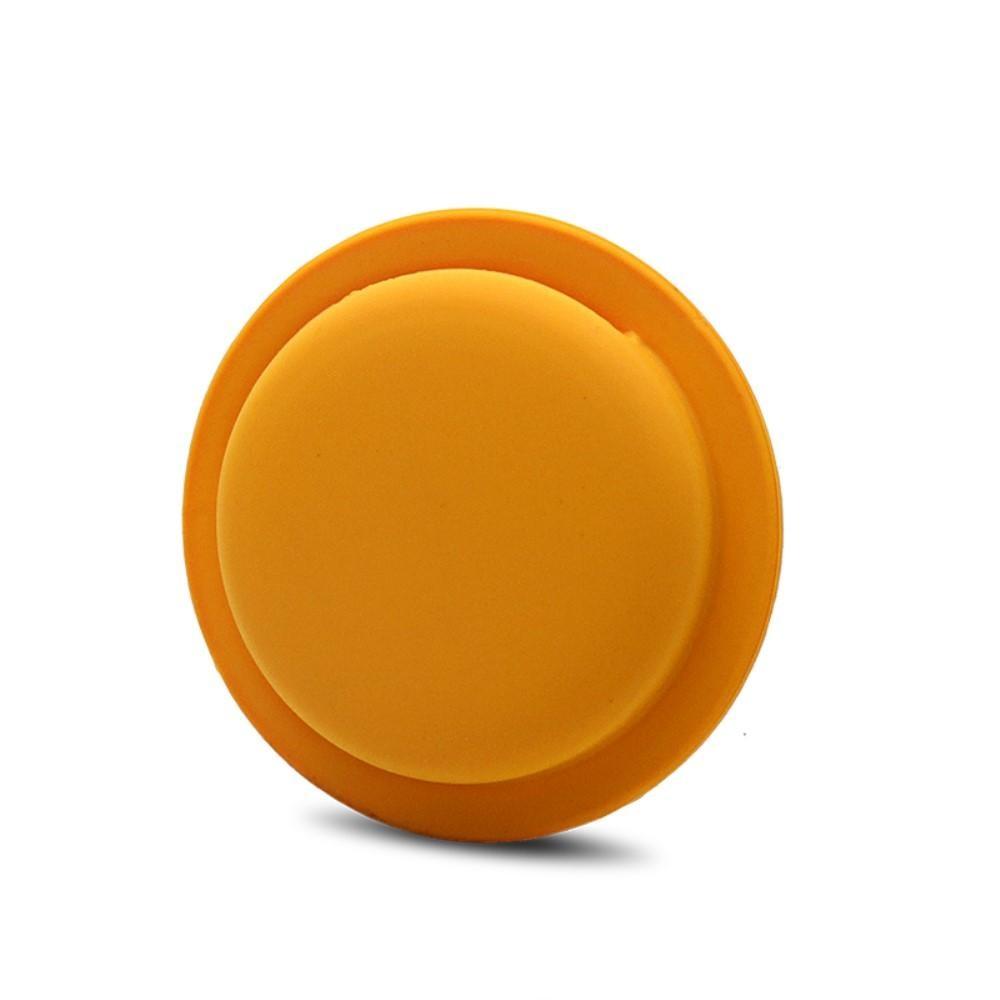 Stick on Apple AirTag skal gul