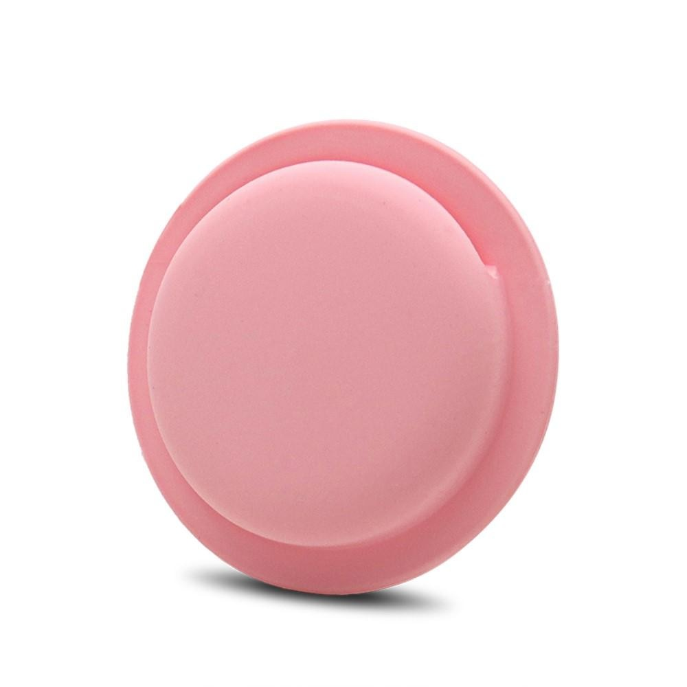 Stick on Apple AirTag skal rosa