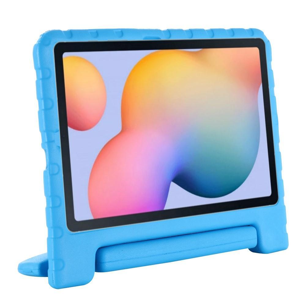 Stöttåligt EVA Skal Samsung Galaxy Tab S6 Lite 10.4 blå