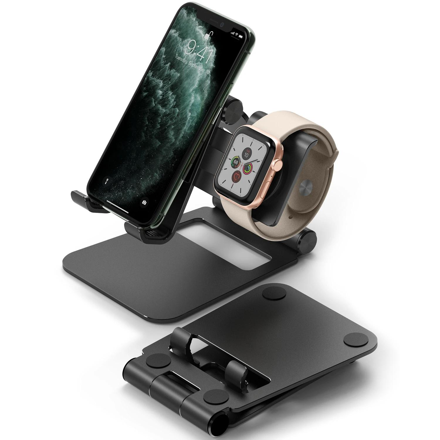 Super Folding Stand for iPhone & Apple Watch