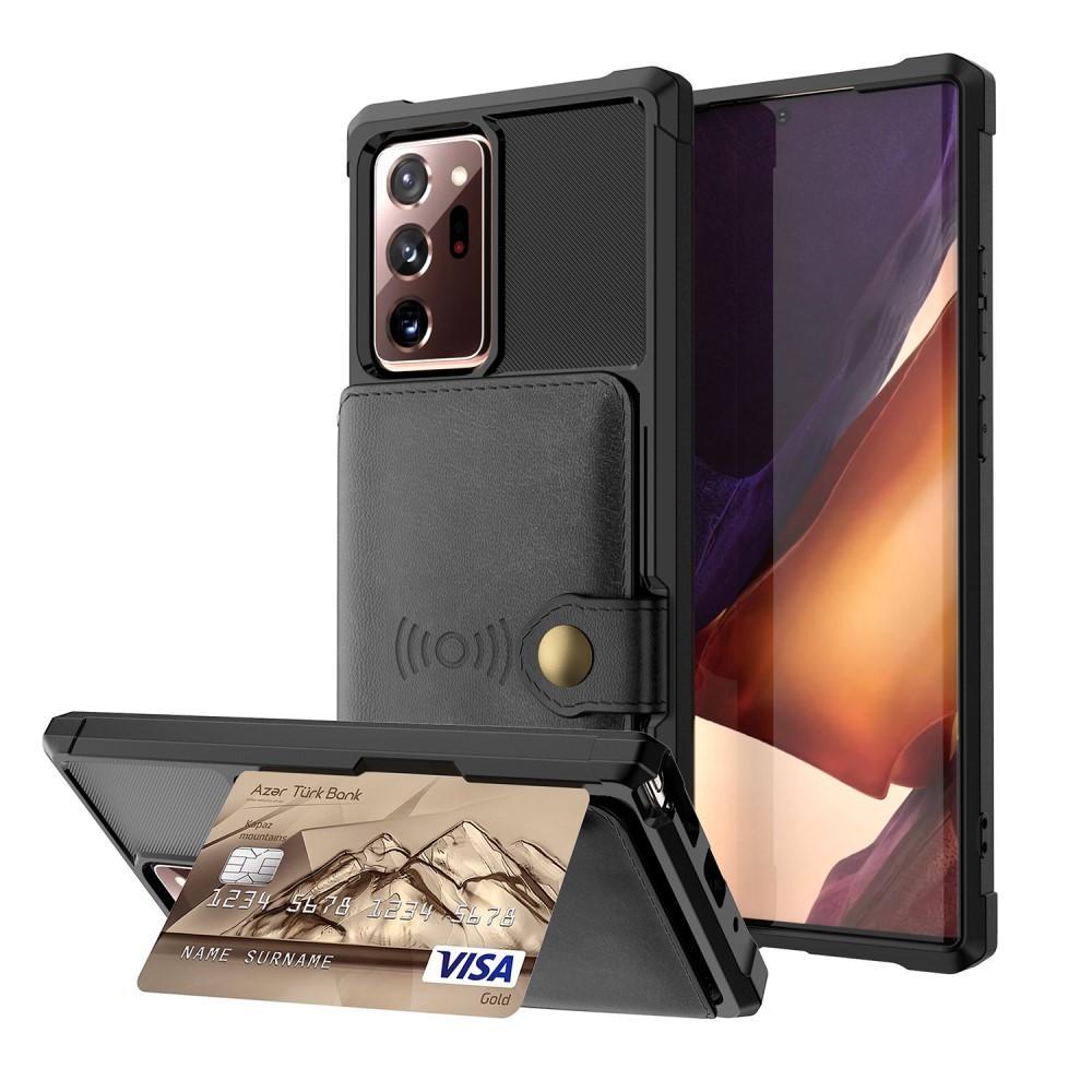 Tough Multi-slot Case Galaxy Note 20 Ultra svart