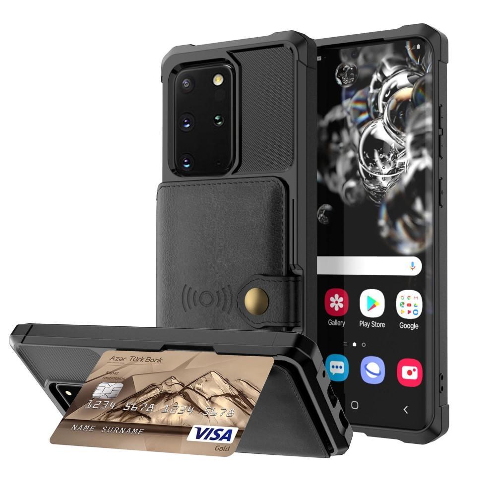 Tough Multi-slot Case Galaxy S20 Plus svart