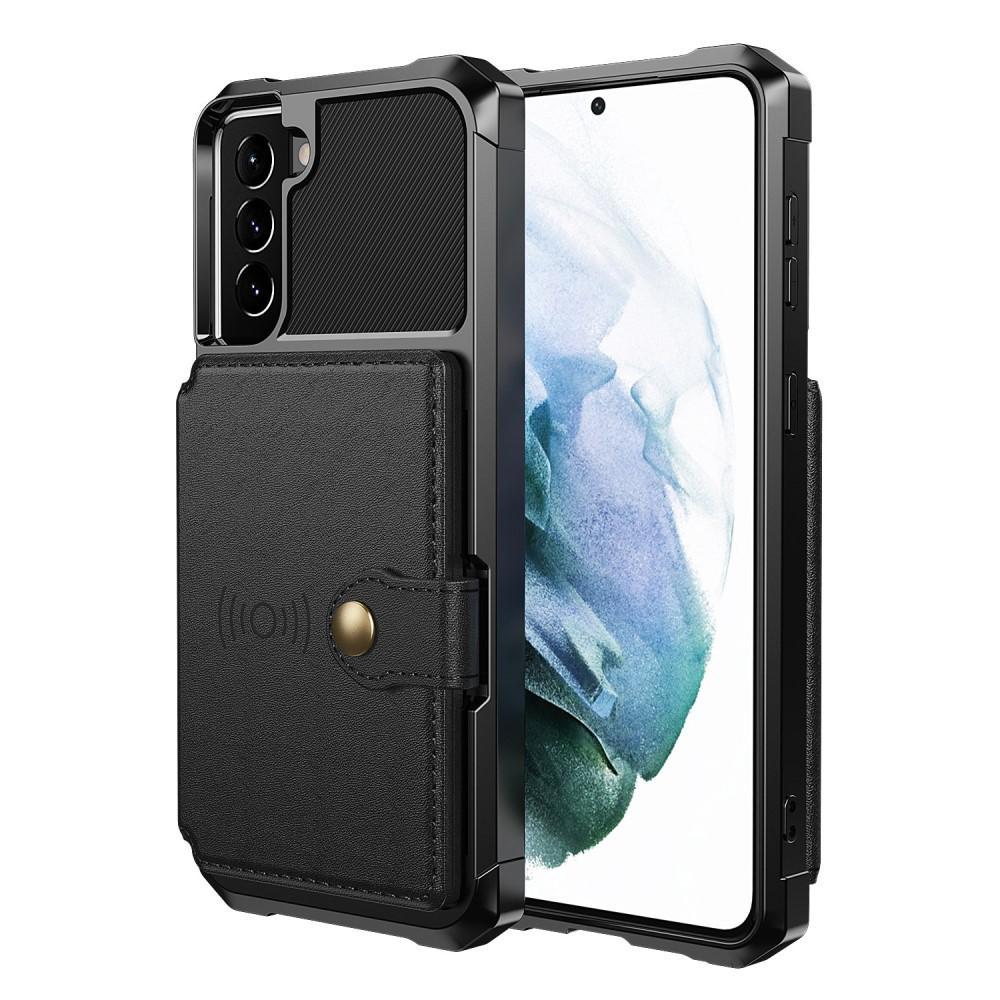 Tough Multi-slot Case Galaxy S21 Plus svart