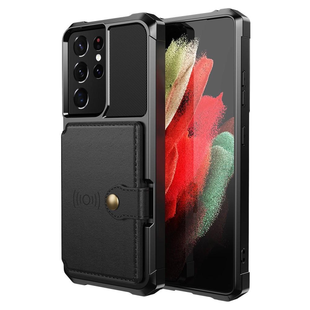 Tough Multi-slot Case Galaxy S21 Ultra svart